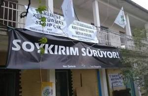 """""""The Genocide Continues"""" Nor Zartonk"""