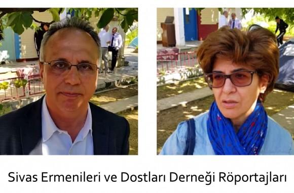 Sivas Ermenileri ve Dostları Derneği Röportajları