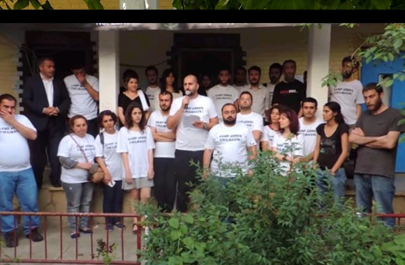16.05.2015 Kamp Armen Basın Açıklaması