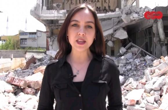 Kamp Armen'de Yıkım Durdu