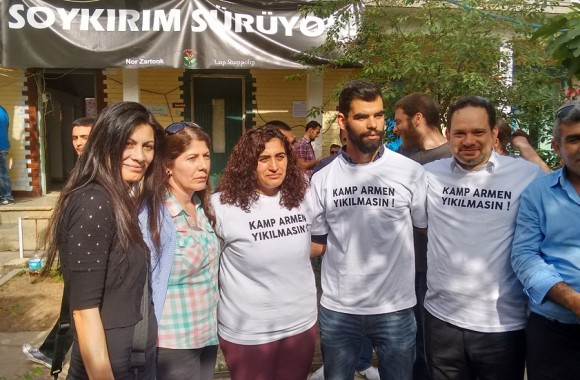 Kamp Armen 16-17 Mayıs Etkinlik Programı