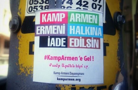 11 Soruda #KampArmen